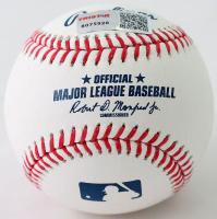 Jeff Bagwell & Craig Biggio Signed OML Baseball (TriStar Hologram) at PristineAuction.com