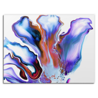 Blossom by Elana Reiter - 18x24 Abstract Wall Art, Modern Home Decor at PristineAuction.com