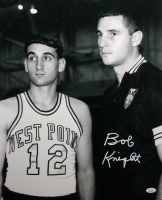 Bobby Knight Signed Army Black Knights 16x20 Photo (JSA COA) at PristineAuction.com