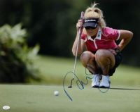 Natalie Gulbis Signed 16x20 Photo (JSA COA) at PristineAuction.com