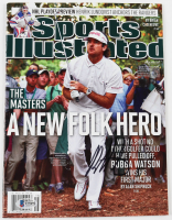 Bubba Watson Signed 2012 Sports Illustrated Magazine (Beckett COA) at PristineAuction.com