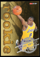 Kobe Bryant 1996-97 Hoops Rookies #3 at PristineAuction.com