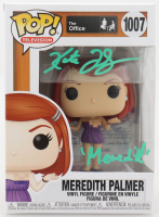 """Kate Flannery Signed """"The Office"""" #1007 Meredith Palmer Funko Pop! Vinyl Figure Inscribed """"Meredith"""" (PSA COA) at PristineAuction.com"""