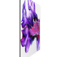 Posy by Elana Reiter - 24x24 Abstract Wall Art, Modern Home Decor at PristineAuction.com