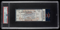 2006 Cavaliers vs. Wizards NBA Playoff Round 1 Game Ticket (PSA Encapsulated) at PristineAuction.com