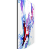 Concealed by Elana Reiter - 24x24 Abstract Wall Art, Modern Home Decor at PristineAuction.com