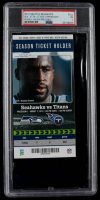 2012 Titans vs. Seahawks NFL Game Ticket (PSA 7) at PristineAuction.com