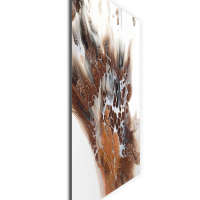 Sand by Elana Reiter - 48x48 Abstract Wall Art, Modern Home Decor at PristineAuction.com