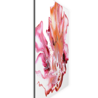 Floral by Elana Reiter - 36x36 Abstract Wall Art, Modern Home Decor at PristineAuction.com