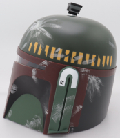 "Star Wars ""Boba Fett"" Full-Size Deluxe Edition Star Wars Helmet at PristineAuction.com"