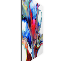 Emerging by Elana Reiter - 24x24 Abstract Wall Art, Modern Home Decor at PristineAuction.com