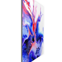 Thermal by Elana Reiter - 24x24 Abstract Wall Art, Modern Home Decor at PristineAuction.com