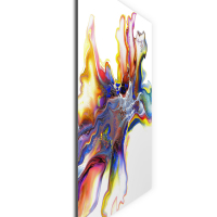 Medley by Elana Reiter - 48x48 Abstract Wall Art, Modern Home Decor at PristineAuction.com