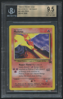 Moltres 1999-02 Pokemon Wizards of the Coast Black Star Promos #21 Movie 2000 (BGS 9.5) at PristineAuction.com