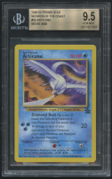 Articuno 1999-02 Pokemon Wizards of the Coast Black Star Promos #22 Movie 2000 (BGS 9.5) at PristineAuction.com