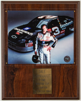 Dale Earnhardt 12x15 Custom Plaque Display at PristineAuction.com