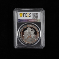 1988-S American Silver Eagle $1 One-Dollar Coin (PCGS PR69 Deep Cameo) at PristineAuction.com