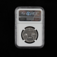 1962 Franklin Silver Half Dollar (NGC PF67) at PristineAuction.com