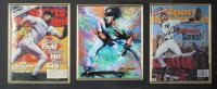 Derek Jeter 9-Time-Signed Yankees Custom Framed Sports Illustrated Collage Display (Beckett LOA) at PristineAuction.com