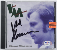 "Van Morrison Signed ""Bang Masters"" CD Cover (PSA LOA) at PristineAuction.com"