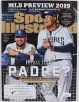 Fernando Tatis Jr. Signed 2019 Sports Illustrated Magazine (JSA COA) at PristineAuction.com