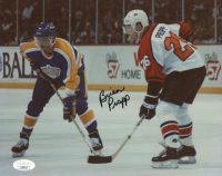 Brian Propp Signed Flyers 8x10 Photo (JSA COA) at PristineAuction.com