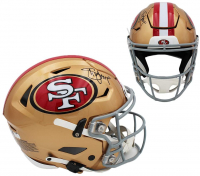Steve Young Signed 49ers Full-Size Authentic On-Field SpeedFlex Helmet (Radtke COA) at PristineAuction.com