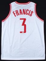 Steve Francis Signed Jersey (JSA COA) at PristineAuction.com
