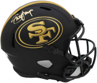 Steve Young Signed 49ers Full-Size Eclipse Alternate Speed Helmet (Radtke COA) at PristineAuction.com