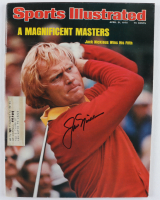 Jack Nicklaus Signed 1975 Sports Illustrated Magazine (JSA COA) at PristineAuction.com