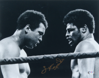 Leon Spinks Signed 11x14 Photo (PSA COA) (See Description) at PristineAuction.com