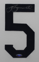 Jeff Bagwell Signed 35x43 Custom Framed Jersey Display (TriStar Hologram) at PristineAuction.com
