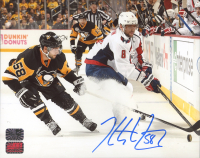 Kris Letang Signed Penguins 8x10 Photo (YSMS COA & Letang Hologram) at PristineAuction.com