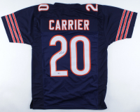 Mark Carrier Signed Jersey (Beckett COA) at PristineAuction.com