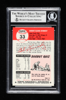 Bob Kennedy Signed 1991 Topps Archives '53 #33 (BGS Encapsulated) at PristineAuction.com