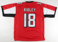 Calvin Ridley Signed Jersey (Beckett Hologram) at PristineAuction.com