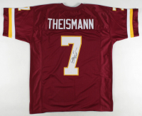 "Joe Theismann Signed Jersey Inscribed ""83 MVP"" (JSA COA) at PristineAuction.com"