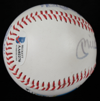 Mickey Mantle Signed LE Rookie Ball Baseball (Beckett LOA) at PristineAuction.com