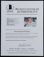 Mickey Mantle Signed Yankees 8x10 Photo (Beckett LOA) (See Description) at PristineAuction.com