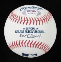 Oscar De La Hoya Signed OML Baseball (PSA COA) at PristineAuction.com