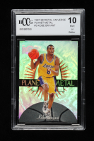 Kobe Bryant 1997-98 Metal Universe Planet Metal #3 (BCCG 10) at PristineAuction.com