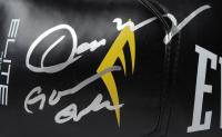 """Oscar De La Hoya Signed Everlast Boxing Glove Inscribed """"Gold 92"""" (PSA Hologram) at PristineAuction.com"""