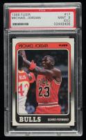 Michael Jordan 1988-89 Fleer #17 (PSA 9) (OC) at PristineAuction.com