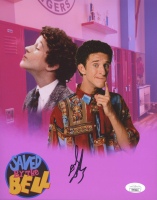 "Dustin Diamond Signed ""Saved by the Bell"" 8x10 Photo (JSA COA) at PristineAuction.com"