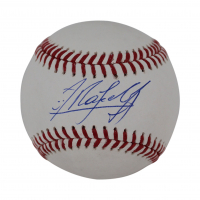 Randy Arozarena Signed OML Baseball (JSA COA) at PristineAuction.com