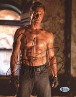 "Aaron Eckhart Signed ""I, Frankenstein"" 8x10 Photo (Beckett COA) at PristineAuction.com"