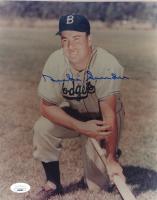 Duke Snider Signed Dodgers 8x10 Photo (JSA COA) at PristineAuction.com