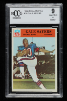 Gale Sayers 1966 Philadelphia #38 RC (BCCG 9) at PristineAuction.com