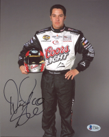 David Stremme Signed NASCAR 8x10 Photo (Beckett COA) at PristineAuction.com
