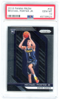 Mystery Ink PSA Graded Modern NBA Basketball Rookie RC Pack! - Prizm / Optic / Select / Mosaic Edition at PristineAuction.com